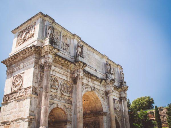 Roma antica: passeggiata dal Campidoglio ai Fori Imperiali