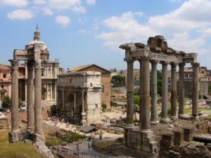 Roma - Arco di Costantino - Maurini-Blog